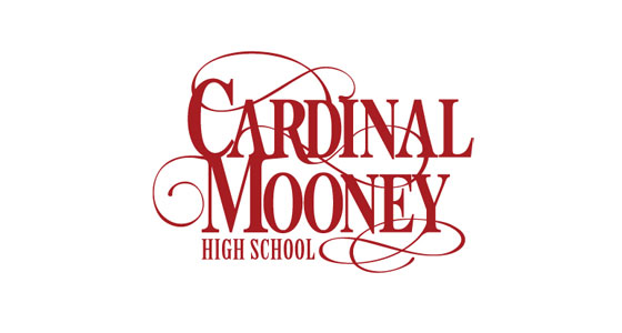 Cardinal Mooney High School logo