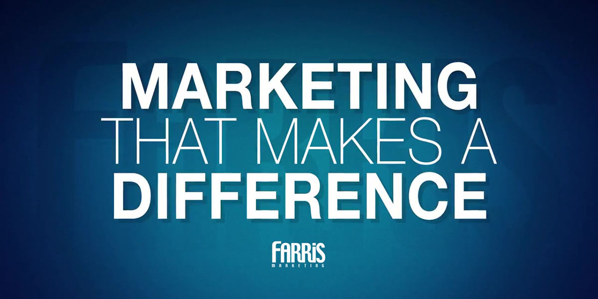 Marketing That Makes A Difference