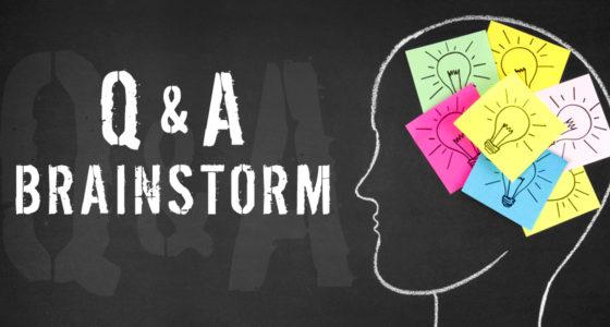 Q&A Brainstorm