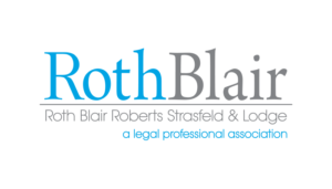 Roth Blair attorneys logo