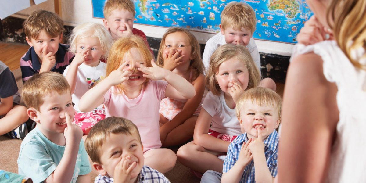 Preschool kids can learn marketing skills
