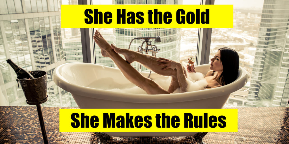 Commit She who makes the rules remarkable idea