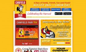 Canfield Fair website