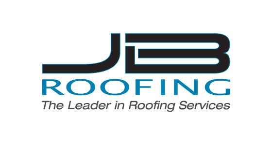JB Roofing Company logo