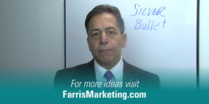 In Marketing, There's No Silver Bullet