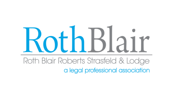 Roth Blair attorneys logo