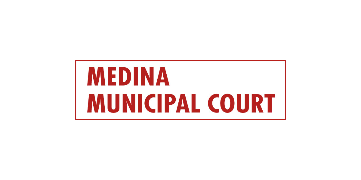 Medina Municipal Court