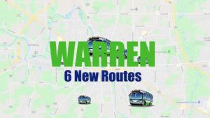 WRTA New Warren Routes