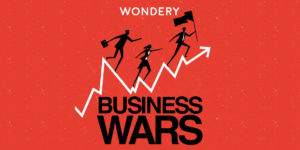 Business Wars podcast cover art