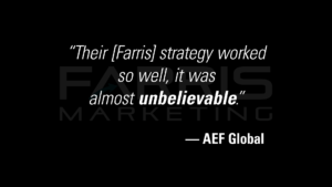 What Clients Say About Farris