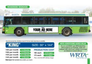 WRTA Advertising Guide
