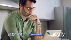 The Library 30-second TV Spot — Career & Job Services B